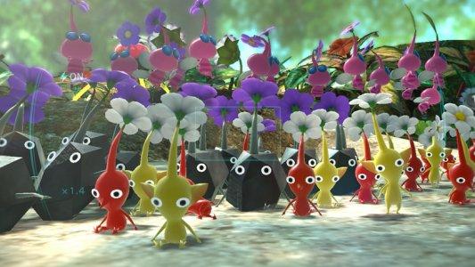 Nintendo E3 2013 Wii U Pikmin 3 Trailer Images News