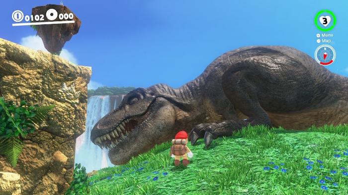 Super Mario Odyssey Review (Nintendo Switch) | Negative