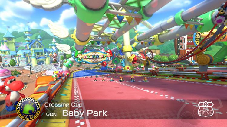 Baby Mario Mario Kart 8: Mario Kart 8 DLC Pack 2