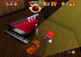 Top 10 Super Mario 64 Levels [top ten] | Negative World Nintendo